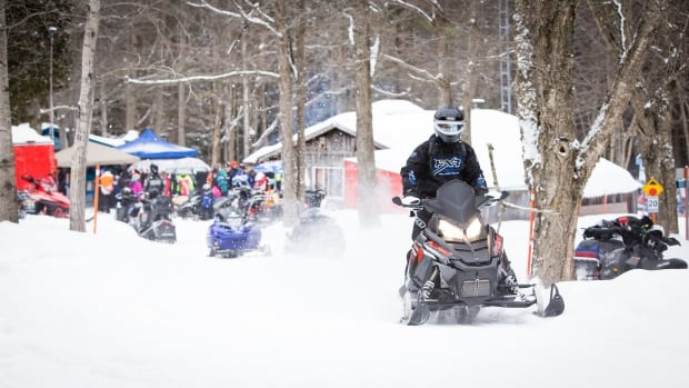 During the cold season, snowmobiling accounts for 119 jobs and an economic impact of about $12 million to Prescott-Russell, according to Pascale Roy.