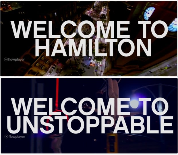 Welcome to unstoppable