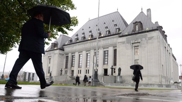 The Supreme Court reached out to Canada's electronic spy agency after it was revealed the RCMP and CSIS were investigating a CBC report of cellphone tracking technology in use near Parliament Hill.