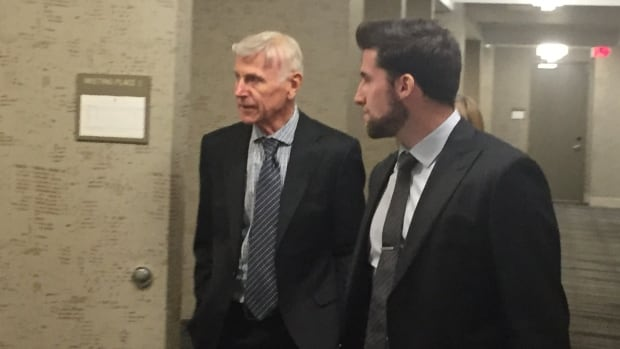 Dr. William Mather faces five counts of unprofessional conduct in his treatment of Amber Athwal. He pleaded guilty to three of those charges at the start of the hearing.