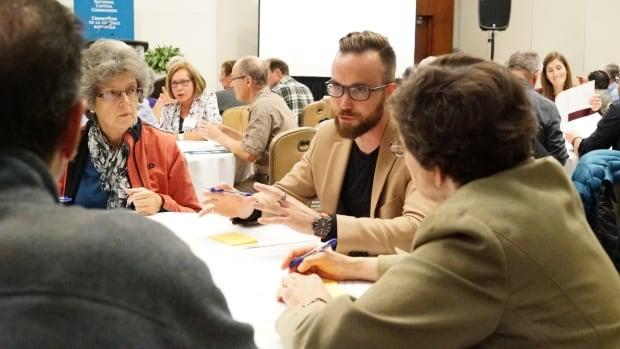 Justin Goulding Gatineau Park consultation