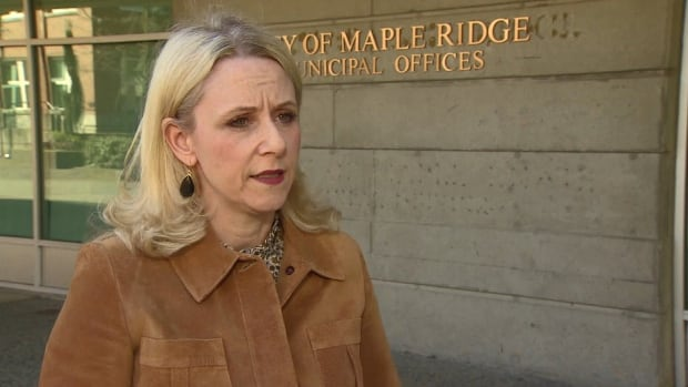 Maple Ridge Mayor Nicole Read says the ongoing harassment and threats she's faced during her term are deeply rooted in misogyny.