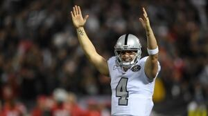 Raiders' last-second TD hands Chiefs 2nd-straight loss