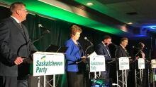 Sask Party Leaders Debate 1