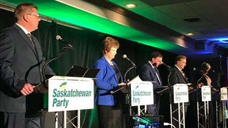 Who will replace Brad Wall? Saskatchewan Party to name new leader today