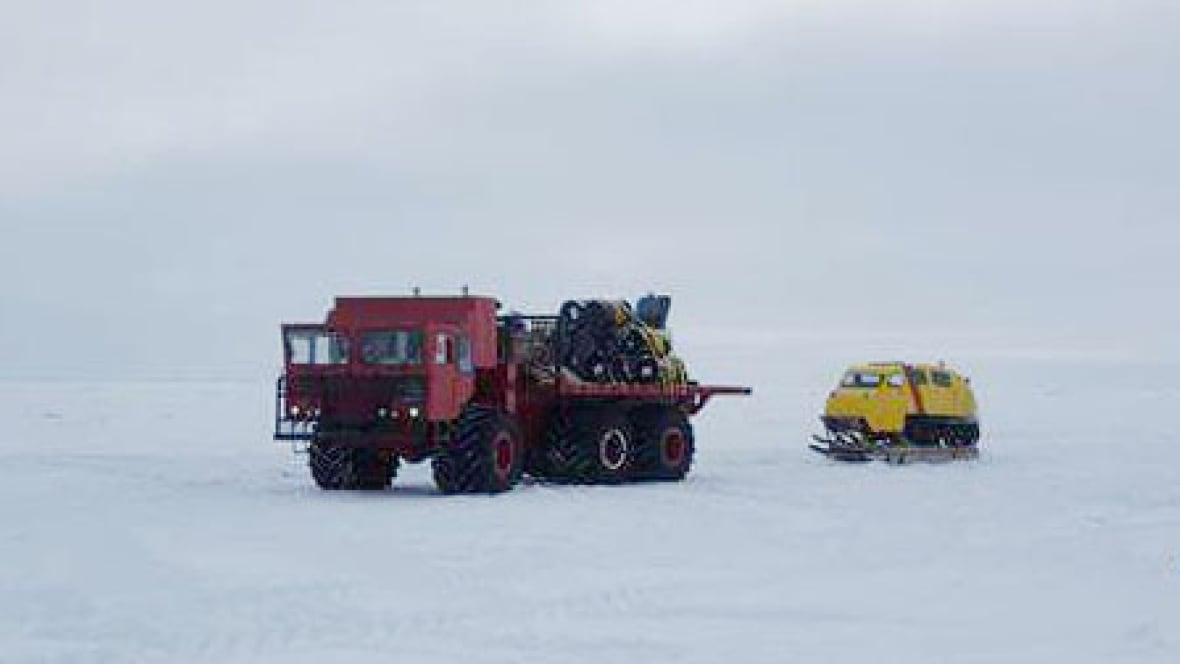 Winter road will be carved through northern Manitoba to get supplies to Churchill
