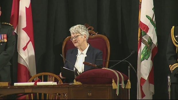 Antoinette Perry is P.E.I.'s 42nd lieutenant-governor, and the first Acadian woman to serve as lieutenant-governor of P.E.I.