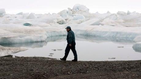 canada arctic monitor