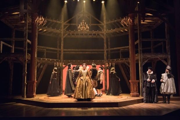 Shakespeare in Love RMTC Citadel set