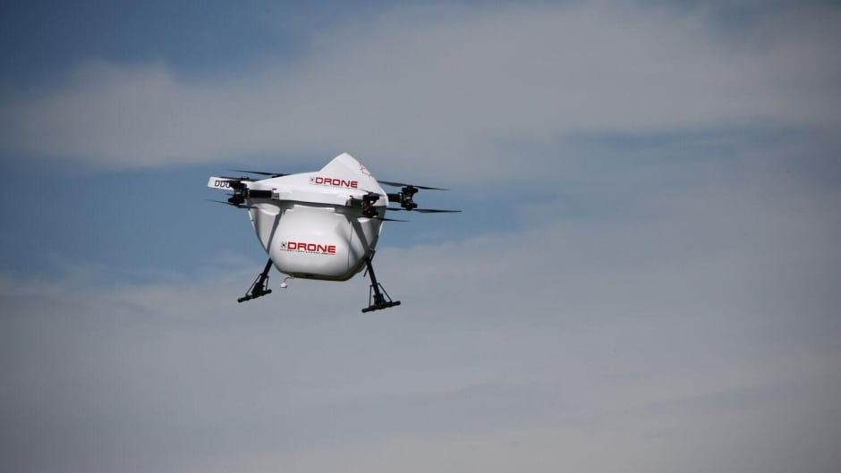 Drone Delivery Canada and the Moose Cree First Nation are experimenting with drone delivery in the hopes that they can lower the cost of importing goods.
