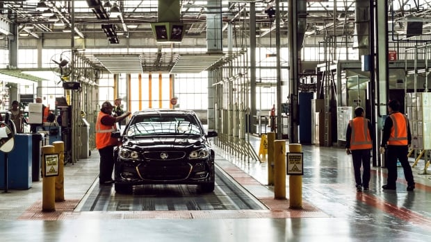 Holden's production line at its Adelaide factory closed on Friday, after almost 70 years in operation.