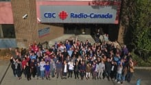 CBC Calary group photo