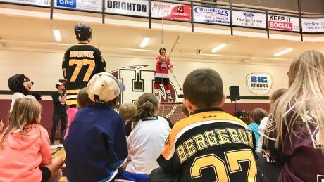 Rogers Hometown Hockey 3