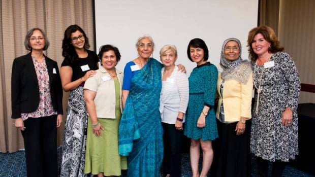 The Canadian Council of Muslim Women's 'Women Who Inspire' of 2016.