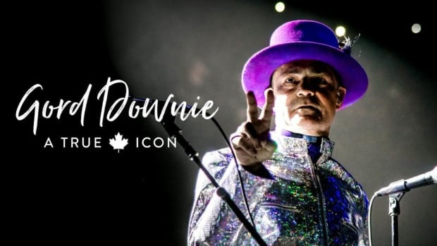 Maple Leafs Tribute to Gord Downie