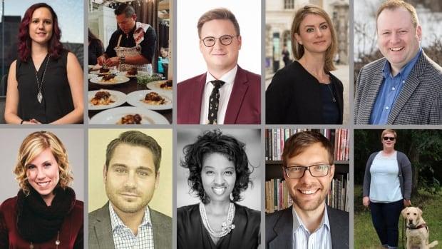 Meet CBC Saskatchewan's first 10 Future 40 winners of 2017.
