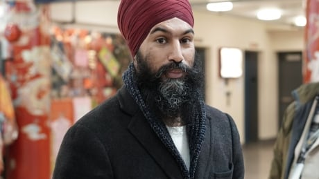 Jagmeet Singh visits B.C. for first time as NDP leader