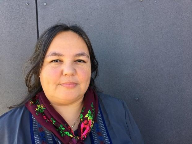 Manon Richmond, regional coordinator Cree Women of Eeyou Istchee