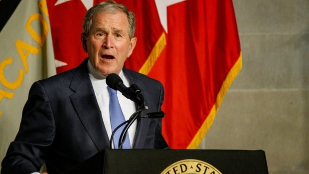 Former U.S. president George W. Bush stayed out of the political spotlight for nine years until offering what seemed to be a clear critique of Donald Trump's presidency this week.