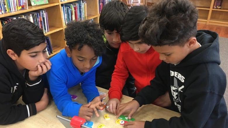 Coding Kids Windsor School Uses Universal Computer Language To