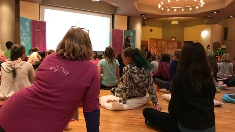 'A big emotional shot in the arm': G-Day brings girls together in Burnaby, B.C.