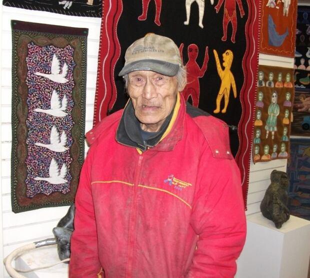 Barnabus Arnasungaaq 2017