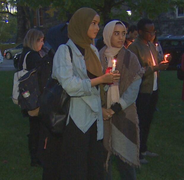 Somali vigil