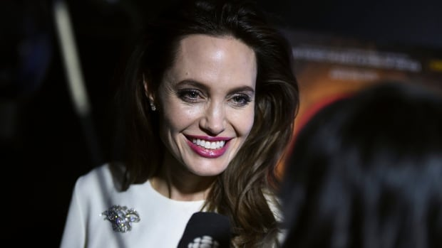 Executive producer Angelina Jolie says the film The Breadwinner, based on a Canadian young adult novel, highlights the vulnerability of girls around the world.
