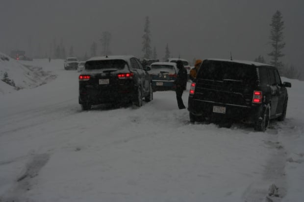 Stranded vehicles