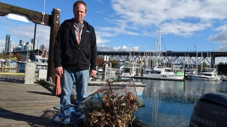 False Creek Crab Fisherman Stewart McDonald