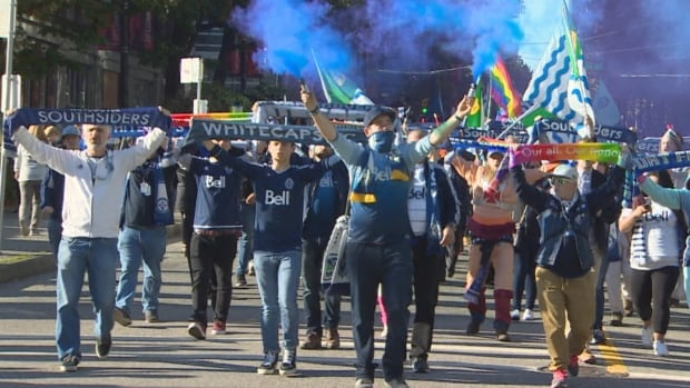 The Whitecaps averaged more than 21,500 fans for home games at BC Place during the 2017 season.