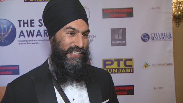 Singh was in Toronto for the eighth annual Sikh Awards, held in Canada for the first time, and said he was honoured to be among the recipients.