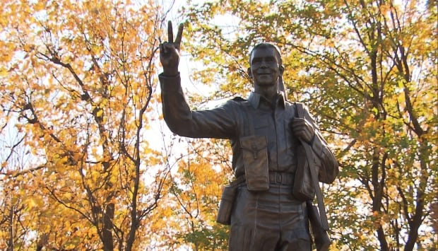 kirkland military monument PTSD