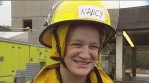Nancy Innis firefighter