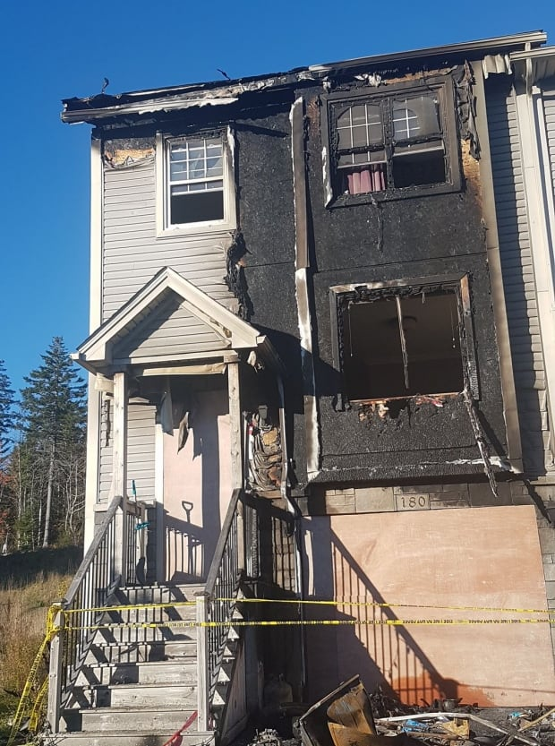 Middle Sackville fire
