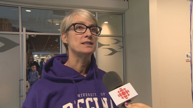 Roz Kelsey, director of gender violence prevention at the University of Regina, hopes the Man Up Against Violence initiative will redefine how society sees masculinity.