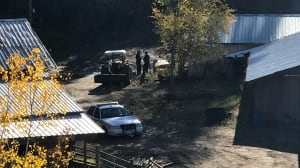 Human remains found at rural Salmon Arm property as multiple searches continue