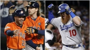 World Series: Astros, Dodgers promise tantalizing clash