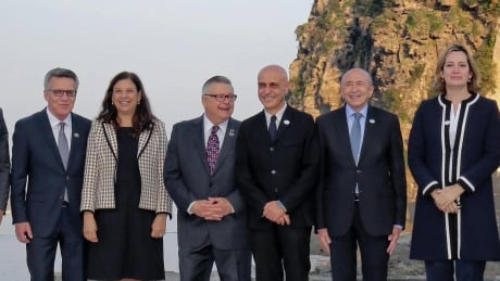 Italy G7 Interior Ministers