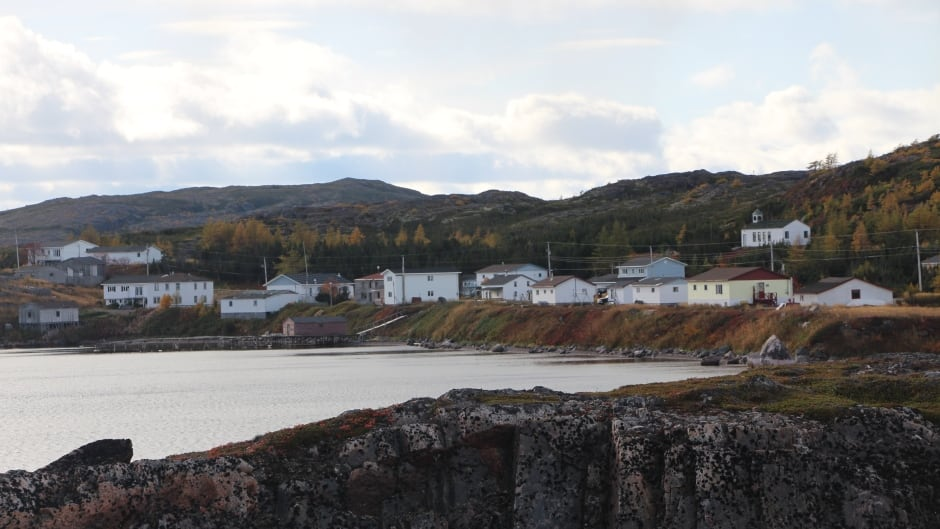 William's Harbour started out as a seasonal community but became year-round about 40 years ago when power was available.