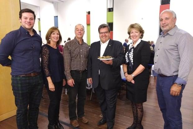Denis Coderre, Jean-Marc Corbeil, Marie Potvin