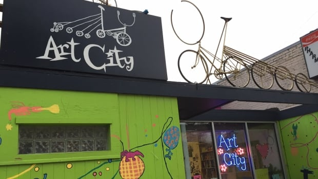 'Complete success': Art City programming resumes after more than $50K raised | CBC News