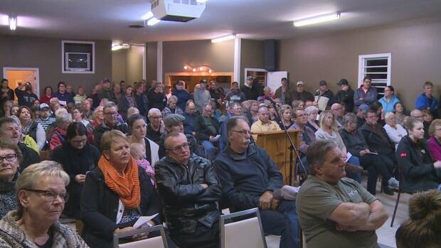 Borden-Carleton fire district annexation meeting - 22/10/17