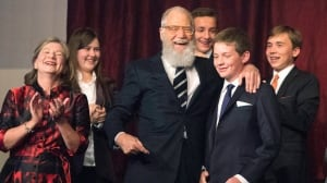 20th Annual Mark Twain Prize to David Letterman - Show