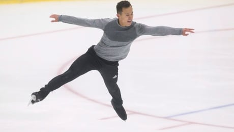 Patrick Chan cutting down on quads for Skate Canada