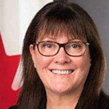 Canadian Ambassador Karen MacArthur
