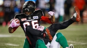 CFL Power Rankings: Stamps lose, but they're still No. 1