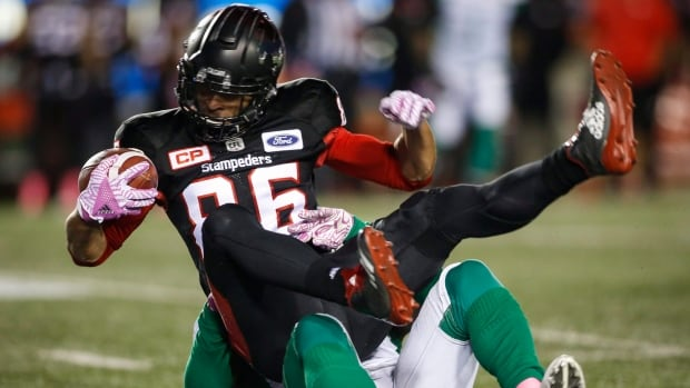 The Calgary Stampeders lost for just the second time this season, but they retain top spot in our power rankings.