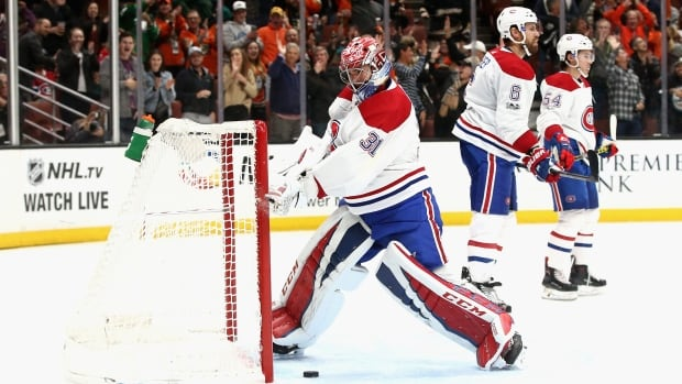 Weber scores two; Canadiens snap skid, beat Panthers 5-1