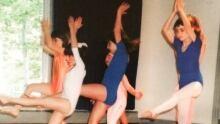 Sophie Kohn young dancer